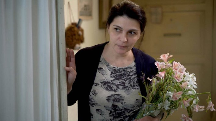 Ia Shugliashvili em My Happy Family