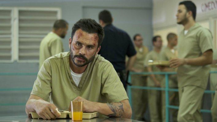 Juan Pablo Raba em O Prisioneiro