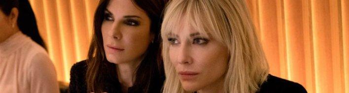 Mulheres: Debbie Ocean e Lou