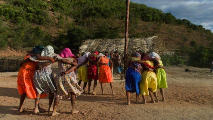 Olhares Brasil: Yãmĩyhex: as mulheres-espírito, da Associação Filmes de Quintal