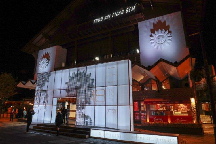 Festival de Gramado Imagens do Palácio dos Festivais