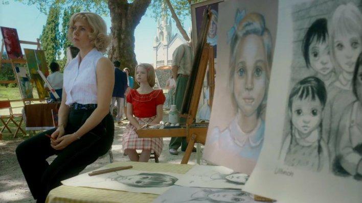 Amy Adams em Grandes Olhos