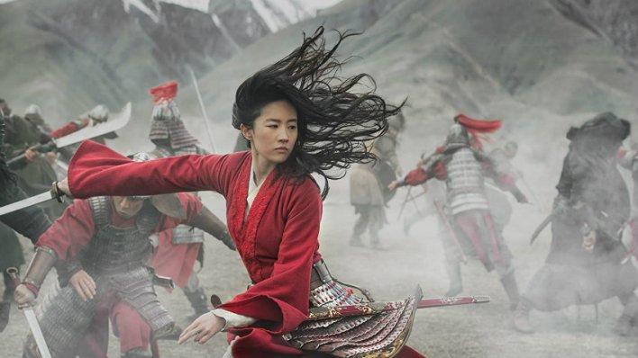 Mulan (2020) é um dos filmes finalistas ao Oscar 2021 de melhores efeitos especiais