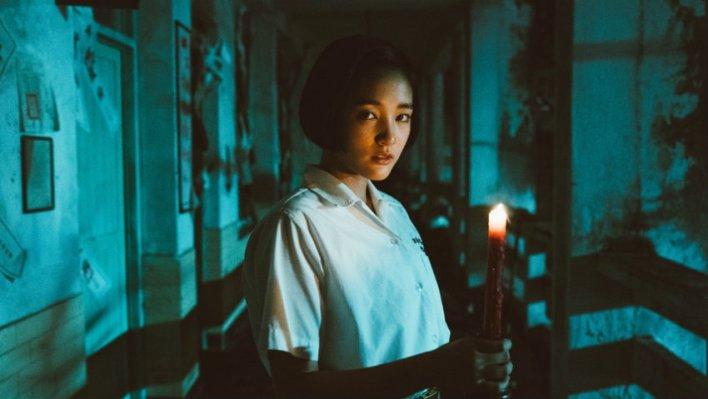 Nightstream: Detention, de John Hsu