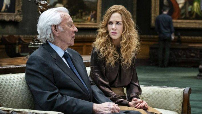 The Undoing, série da HBO com Nicole Kidman e Donald Sutherland