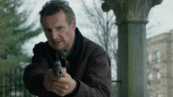 Liam Neeson em Legado Explosivo