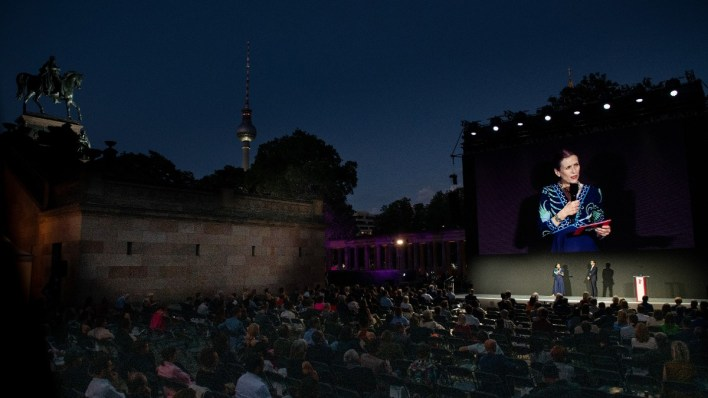 Berlinale 2021: Abertura