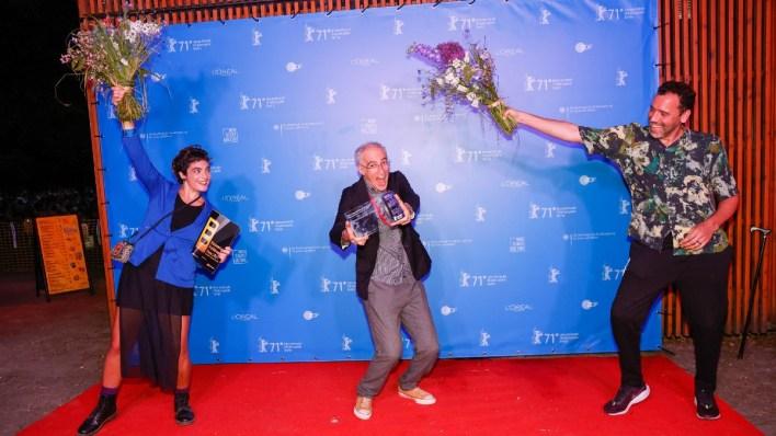 Berlinale2021: Premiação A Última Floresta