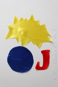 cape logo J