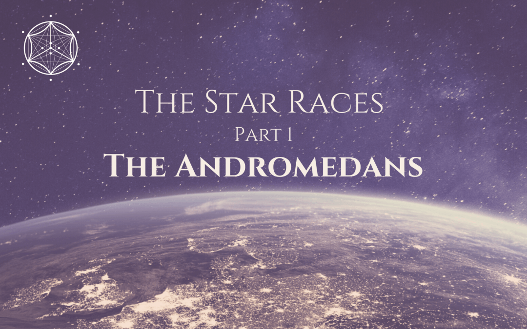 The Star Races Part 1: The Andromedans