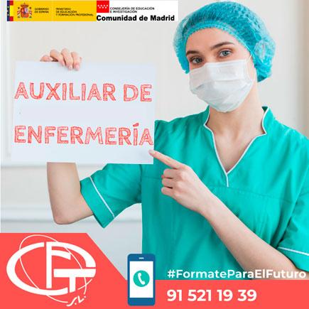 estudiar-fp-enfermeria-madrid-cenfortec