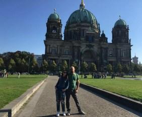 Berliner Dom - Berlin Gezilecek Yerler