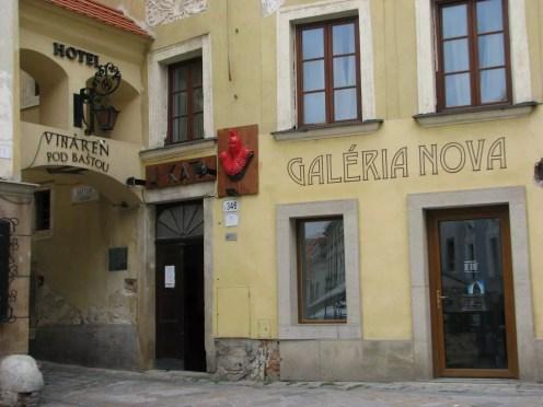 Bratislava Eski Şehir Grişi - Bratislava Gezilecek Yerler