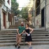 Gemmayze Merdivenleri ve biz