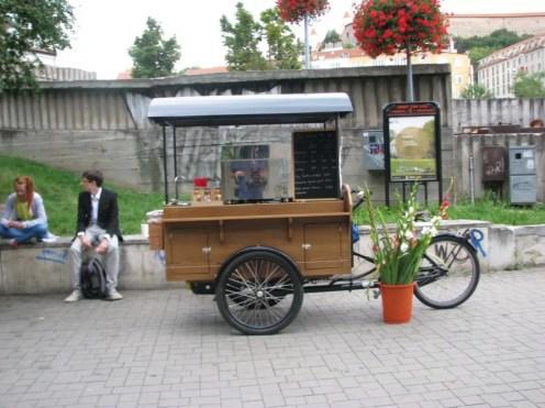 Kahve Molası, Bratislava Gezilecek Yerler