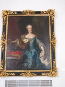 Maria Terasa - İmparatoriçe - Bratislava Kalesi