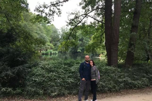Tiergarten - Berlin Gezilecek Yerler