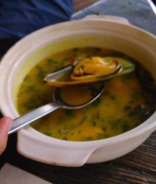 Batum Deniz Mahsülleri Çorbası