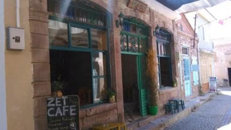 Küçükköy Zet Cafe