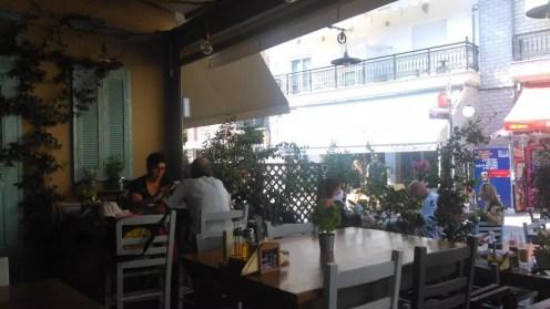Thassos Mylos Restaurant