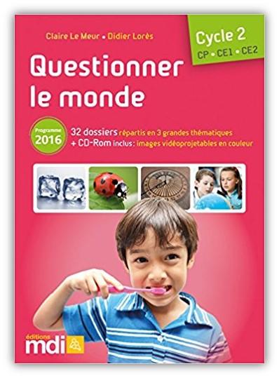 Manuel Questionner Le Monde Ce2 : manuel, questionner, monde, Cycle, QLM•, Questionner, Monde,, [Manuel]