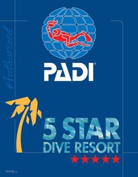 PADI 5* Dive Resort