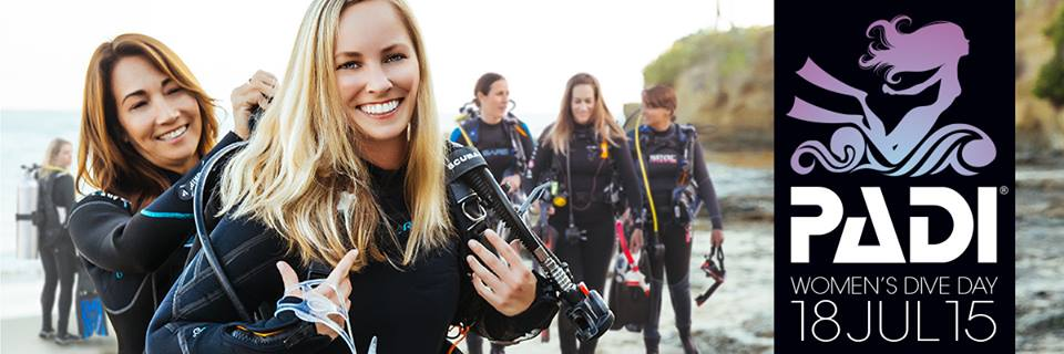 Women Dive Day 2015