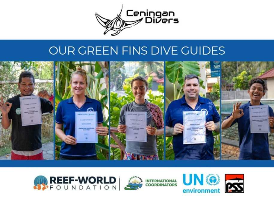 Green FIns Dive Guide e-course