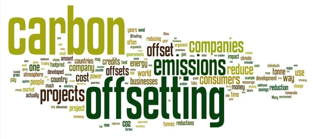 carbon-offsetting