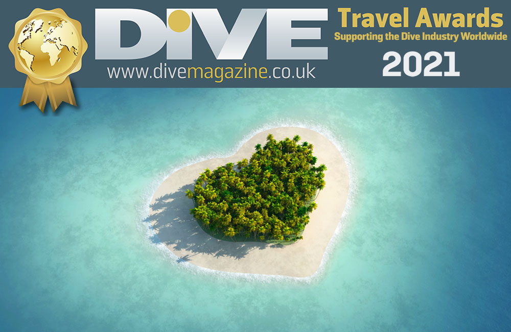 Vote for ceningan Divers for the 2021 Dive Travel Awards Best Dive Resort in the World