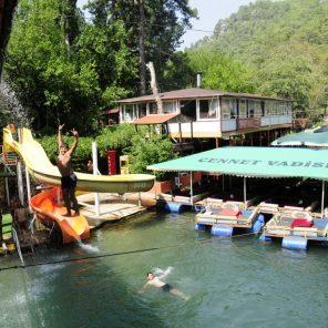Alanya Dimçayı Cennet Vadisi Piknik Eğlence (11)