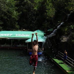 Alanya Dimçayı Cennet Vadisi Piknik Eğlence (31)
