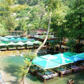 Cennet Vadisi Piknik Dimçayı Alanya (2)