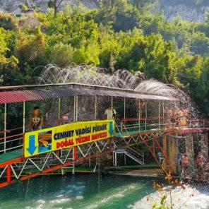 Dimçayı Alanya Cennet Vadisi Restaurant Doğal Güzellikler (25)