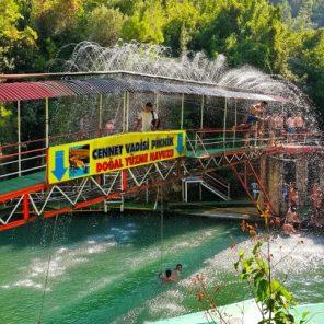 Dimçayı Alanya Cennet Vadisi Restaurant Doğal Güzellikler (26)