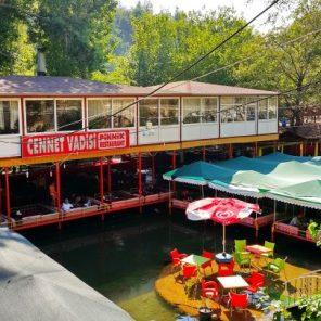 Dimçayı Alanya Cennet Vadisi Restaurant Doğal Güzellikler (36)