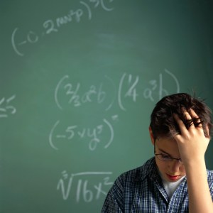 Struggling with Math