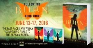 Burn Blog Tour Header