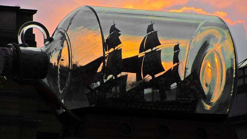 Yinka's Ship