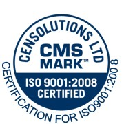 CMS Mark ISO 9001 2008 certified