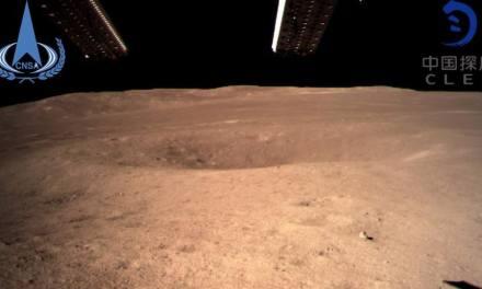 Le robot chinois «Lapin de jade» explore la face cachée de la Lune