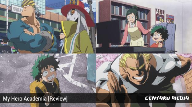 My Hero Academia - Review
