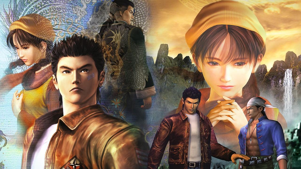 Cover image of Shenmue I & II Remastered