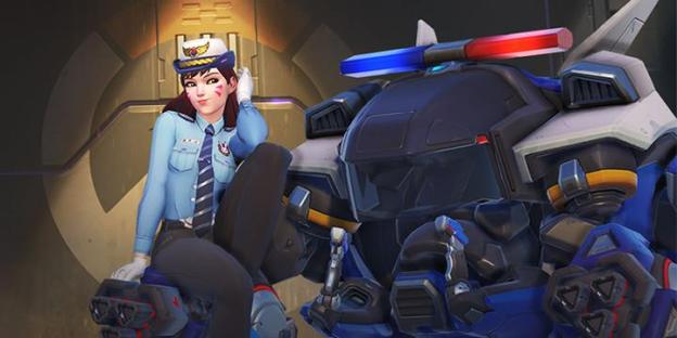 Overwatch's D.Va cracks down on toxic gaming communities