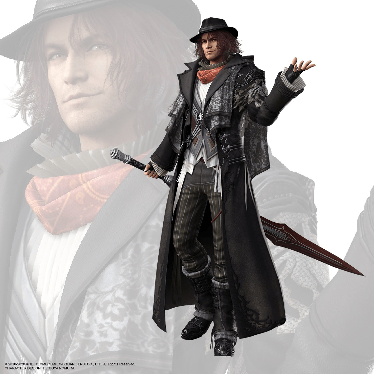Ardyn Izunia (FFXV) in Dissidia: Final Fantasy NT