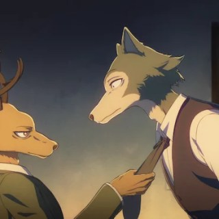 Beastars Characters Louis and Legoshi