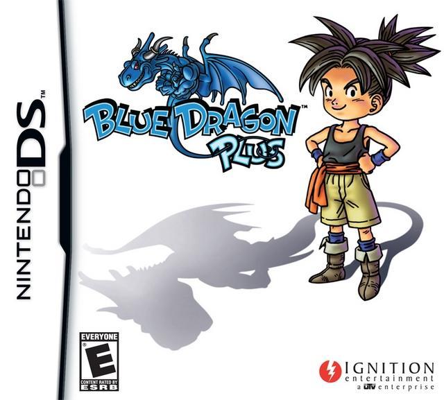 Blue Dragon Plus (Nintendo DS)