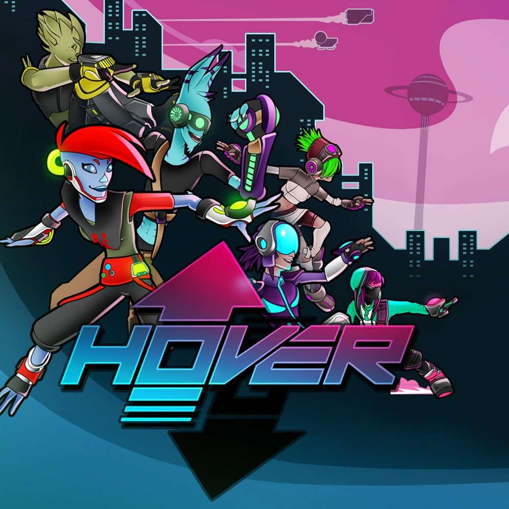 "Cover of ""Hover"" game"