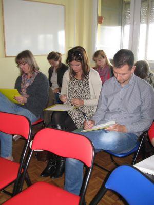 "Seminar ""Procena AV nakon jaslenog uzrasta"" - oktobar 2014."