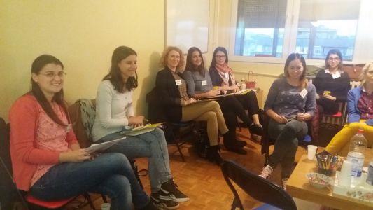 """17. Obuka za realizaciju programa """"Naša priča"""" - oktobar 2016."""